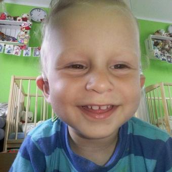 """Kacper Zenon Benarek podopieczny Fundacji ,,Przyszłość dla Dzieci"""""""