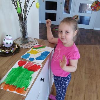 """Amelia Wysocka podopieczna Fundacji ,,Przyszłość dla Dzieci"""""""