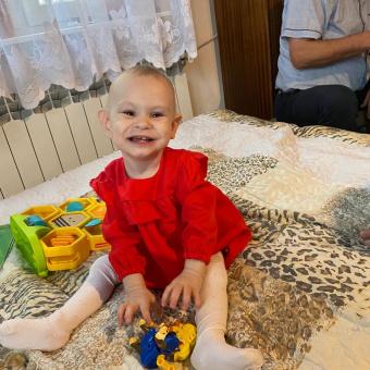 Anna Krawczyk podopieczna Fundacji Przyszść dla Dzieci