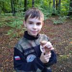 """Konrad Ceniuk podopieczny Fundacji ,,Przyszłość dla Dzieci"""""""