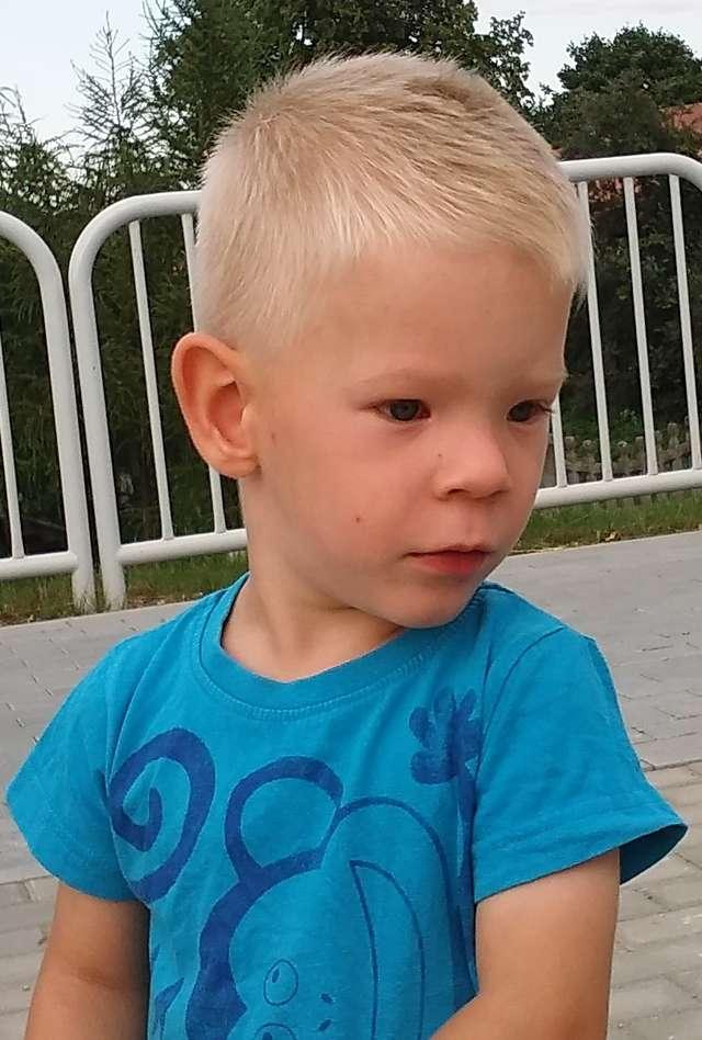 """Kacper Tęgowski podopieczny Fundacja ,,Przyszłość dla Dzieci"""""""