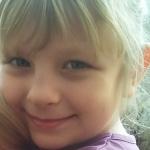Amelia Sadowska posopieczna Fundacji ,,Przyszłość dla Dzieci'