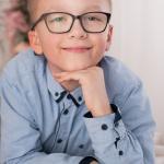"""Kacper Dybcio podopieczny Fundacji ,,Przyszłość dla Dzieci"""""""