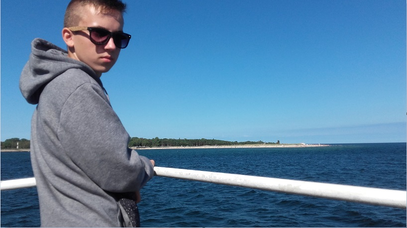 """Piotr Włodyka podopieczny Fundacji ,,Przyszłość dla Dzieci"""""""