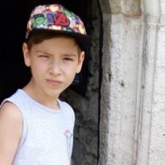 """Antoni Bojarski poddopieczny Fundacji ,,Przyszłość dla Dzieci"""""""