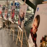 """Wystawa """"Dzieci życzą"""" w Aurze Centrum Olsztyna"""