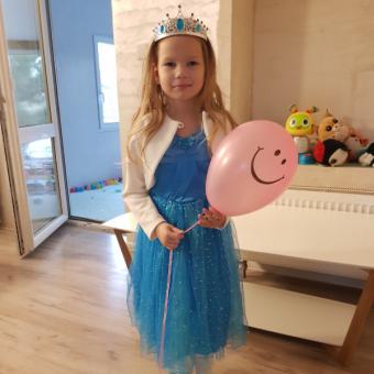 """Oliwia Gibniewska podopieczna Fundacji ,,Przyszłość dla Dzieci"""""""