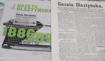 135 lat Gazeta Olsztyńska