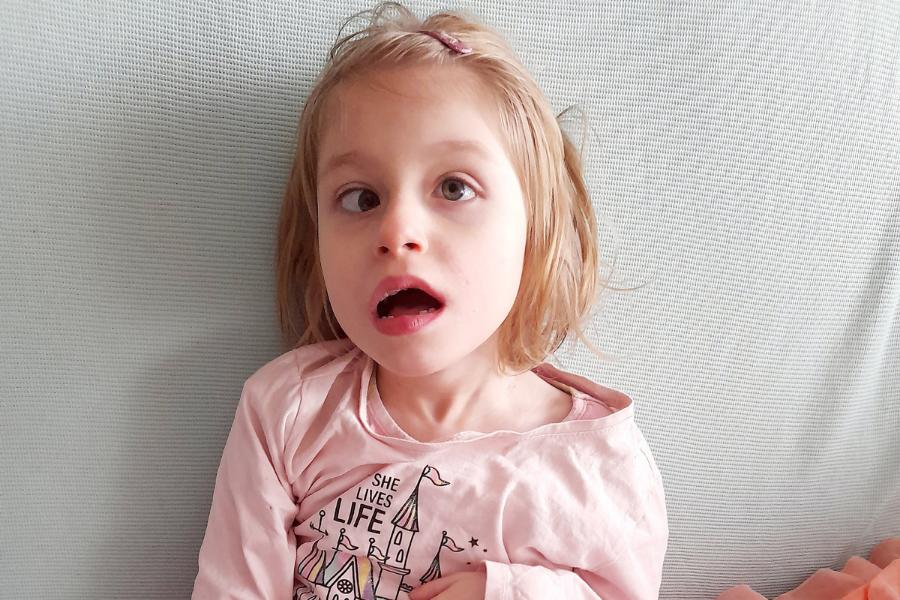 Adrianna Kręciewska podopieczna Fundacji ,,Przyszłość dla Dzieci