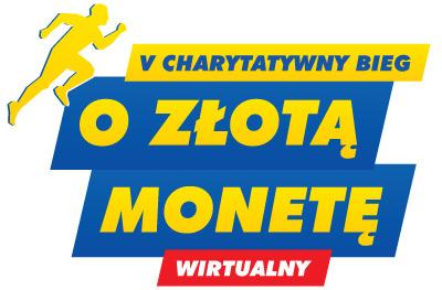 Logo V Bieg o Złotą Monetę