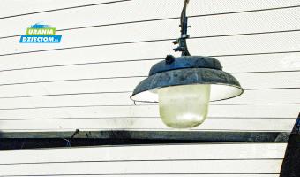 Lampa 3 - licytacje Urania Dzieciom