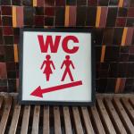 tablica wc