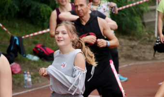 event jezioro ukiel maraton olsztyn