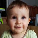 Patryk Osmolik nowy maluszek w gronie fundacyjnych maluszków